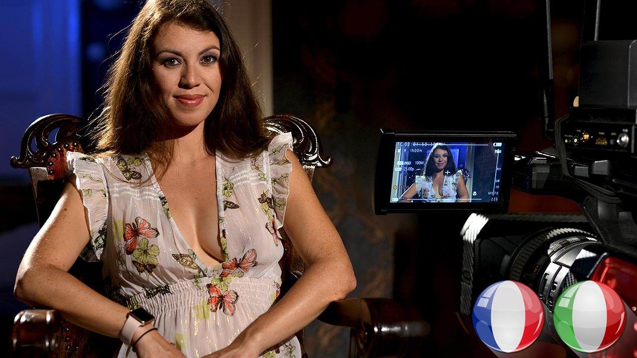 Intervista a tiffany doll sottotitolata in italiano